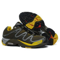 Usa Mens Salomon Gcs Athletic Trail - Hot Product Hot Trail Shoes
