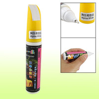 alpine touch - Car Auto Alpine White Scratch Repair Touch up Paint Pen