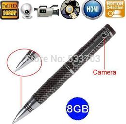 Promotion mémoires vidéo Full HD 1080p h.264 détection de mouvement caché DVR port HDMI à 32 Go de mémoire stylo à bille caméra espion couleur photo vidéo avec audio