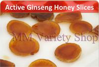 Wholesale 3g pc g Organic ginseng from Changbai Mounting organic white ginseng Panax Honey Ginseng Slices