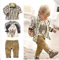 2014 new! Children' s clothing boys c2014 autumn new Bab...