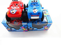 dump truck - toy car Mickey electric dump truck toy car stunt car puzzle toys children years old simulation ratio of Cartoon car