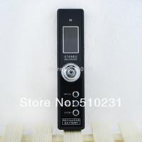 Wholesale Rechargeable GB PCM Recording VOR Digital Audio Voice Recorder Dictaphone Mini Pen USB MP3 Player Black With Retail Box