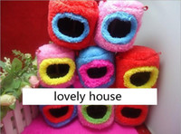 Wholesale 2014 New Cat Rabbit Bird Hamster Bird Nest Pet House Cat Nest Pet Products with Mat in Sizes