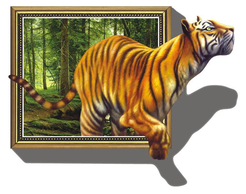 3D Posters - Zazzle Personalized Gifts, Custom
