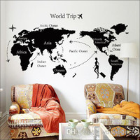 Grand monde carte murale affiche bon march comparer grand monde carte murale - Affiches decoration interieure ...