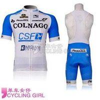 Wholesale 2014 HOT road cycling jersey Bike Jerseys set Cycling Jacket COLNAGO Bike clothing and Bib Pants italia cycling jersey C00S