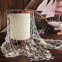 mesh decorative wire - The Mediterranean style home accessories shooting props creative background decorative wire mesh wall decoration white fine