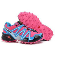 Wholesale New Arrived Salomon women shoes shoes Free Run Running shoes