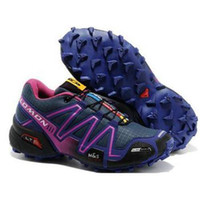 Wholesale 2014 sell well Salomon Running Shoes Women s Sports Shoes And Women Athletic Shoes Outdoor Shoes High Quality