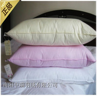 Wholesale Child goose down pillow down pillow comfortable and soft paypal accepted