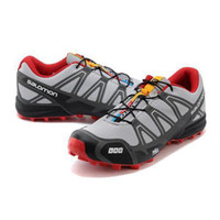 Wholesale Latest Salomon fellcross Mens Walk Hiking Shoes Multi functional Sole Slip Resistant Size EUR with