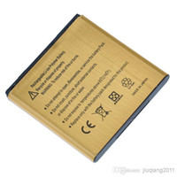 Wholesale wholeseal For HTC V mAh High Quality Gold batterie for HTC EVO D G14 S560 Battery