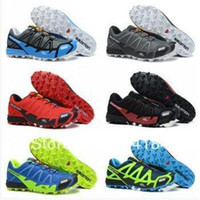 Medium(B salomon shoes - Zapatillas Salomon S LAB FELLCROSS Shoes Salomon Men Top cross country Athletic Running Shoes Outdoor Athletic Shoes