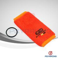 Wholesale PQY STORE MUGEN POWER HOT Sale Reservoir Brake Tank Cover Color Orange