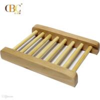 Wholesale Bathroom Soap Tray Soap Dish Wooden Dish Wooden Soap Dish As Holder for Handmade Soap