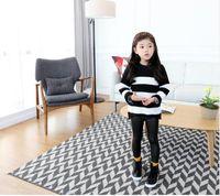 Cheap Leggings & Tights children leggings Best Girl Spring / Autumn Children Pants