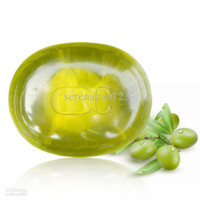 olive oil - Transparent Olive Oil Face Soap for Face and Body Skin Whitening Moisturizing Skin g pc