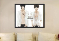 Wholesale Hand painted oil painting by numbers DIY Paint Acrylic Drawing With Brush Paints Home Decorating Grave notes