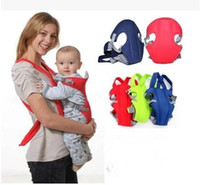 Wholesale DHL Portable Promotional Classic Popular Baby Carrier colors Infant Carrier Sling baby goods Pouch Wrap