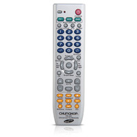 Wholesale 3 in Universal Remote Control Controller for TV VCD DVD Silver Grey