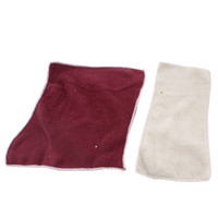 Wholesale Vehicle Windscreen Car Cleaner Washing Towel Cleaner Burgundy Beige