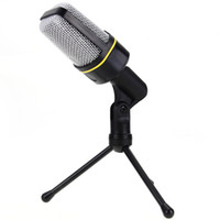 Wholesale Pro Condenser Mic Microphone Tripod Studio Recording Network Chatting