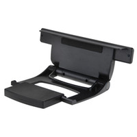 Wholesale TV Clip Mount Stand Holder for PS4 Sensor Camera Black