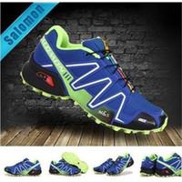 Hard Court salomon shoes - New Arrived Salomon Shoes Men Athletic Shoes Salomon Running Sports Shoes Size