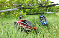 Wholesale Rc helicopter WLtoys Shatterproof Portable Multifunction D flight Night flying Educational