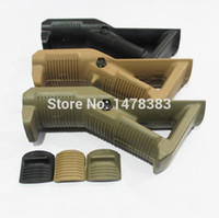 Wholesale Tactical AFG1 Angled Foregrip for mm Picatinny Rails Grip with Finger Shelf Gun Accessory