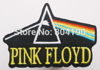 band pink floyd - 4 quot PINK FLOYD Rock Music Band Embroidered LOGO Iron On Patch Emo Goth Punk Rockabilly Customized patch available