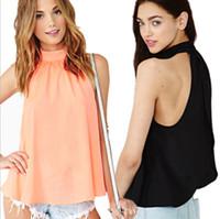 Cheap blouse shirt Best sleeveless blouse