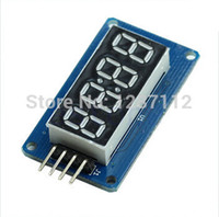 Wholesale Bits Digital Tube LED Display Module With Clock Display Board For Arduino DIY or Test
