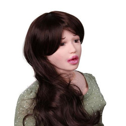 Wholesale Japanese Sex dolls Extreme Realistic Vagina Sex Doll Beautiful D Face Sexy Voice Sex Lifelike Love Dolls Sex Products Sexy Toys For Men