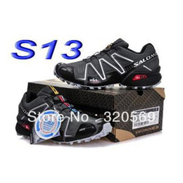 Wholesale Discount Price gt Colors Salomon Speedcross Running Shoes Men s France Walking Track Shoes Casual Sport M amp S Contagrip us7