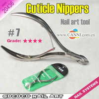 Wholesale Best manicure tools Manicure tool accessories Metal nail Tool Stainless steel accuracy Cuticle Nipper