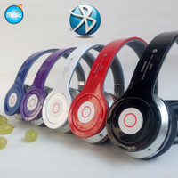 Cheap Hhand wireless Bluetooth Headphone For mobile Phone Tablet PC MP3 Bluetooth headset Fidelity Bass Sports Headset S450