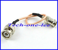 Wholesale Extension cord BNC male plug to female Jack connector adapter coax pigtail cable RG316 cm