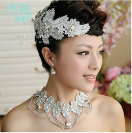 Wholesale 2014 Luxurious Appliques Crystal Crown Hair Three Pieces Sets Head Bridal Wedding Hair Accessories Head Pieces Tiaras bridal hairs jewelry