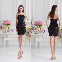 Cheap New Style Coctail Dress Best Black Tigth Dress