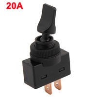 Wholesale DC12V A Vehicle Car Pin Position On Off Toggle Switch