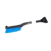 Wholesale Car Auto Windshield Ice Scraper Snow Brush Shovel Scraper Black Blue