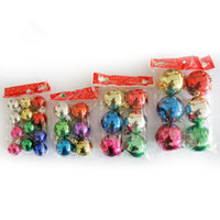 Wholesale Christmas Ball Christmas Decorations Ball Plastic Light Paint Balls Christmas Tree Orname cm Christmas gift
