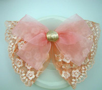Wholesale Manufacturer Sale Elegant Pearl Hair Accessories Hairpin Hairpin Duckbill Clip Bow Hair Jewelry Barrettes Hair Clips
