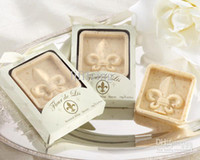 scented soap - 2014 Fleur de Lis Scented Soap Favors