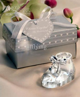 baby shower favors - 2014 quot Choice Crystal quot Baby Shower Favors Baby Bootie wedding gift