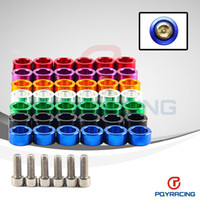 Wholesale PQY STORE HIGH QUALITY mm Metric Cup Washer Kit VTEC Solenoid IN STOCK