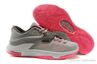 Wholesale 2014 Cool Kevin Durant VII KD7 Basketball Shoes Mens Sneaker Sports Shoes Running Shoes Sports Shoes Running Shoes Size