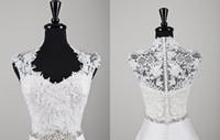 Cheap Lace Bolero Best Lace Wedding Jackets